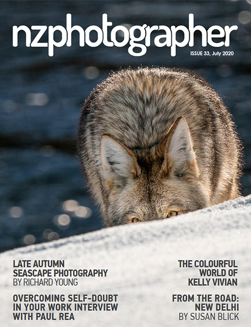 NZPhotographer Issue 33 July 2020