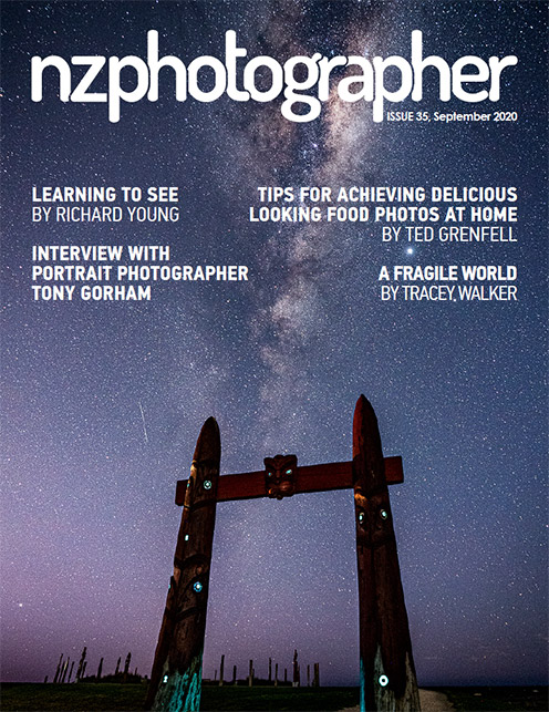 NZPhotographer Issue 34 August 2020