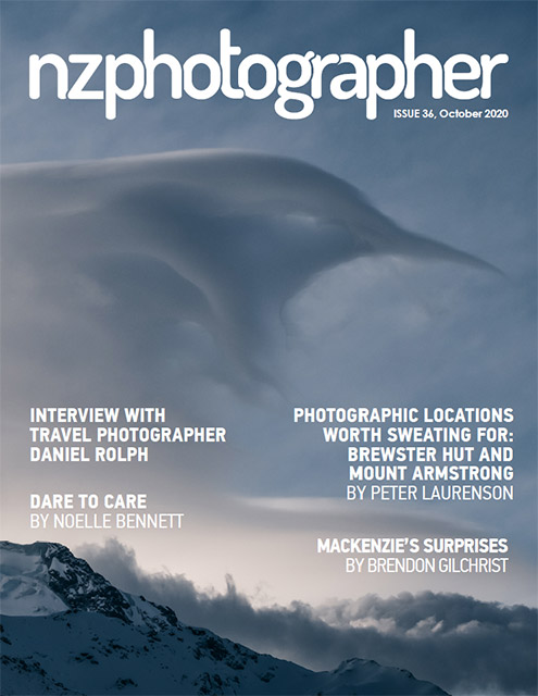 NZPhotographer Issue 36 October 2020